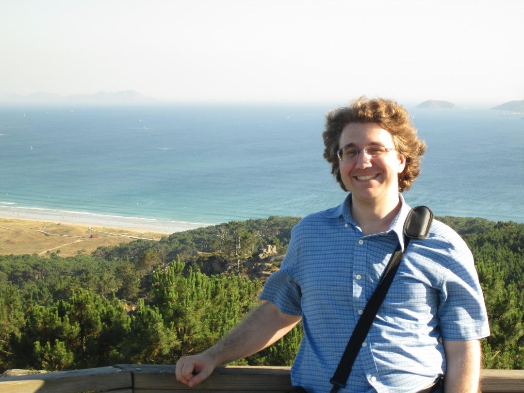 Spanish Galicia Coast Me June 28 2015